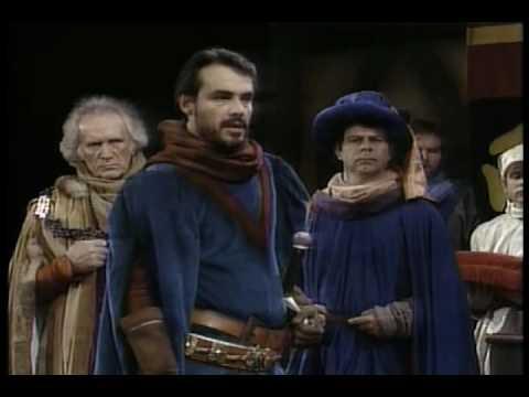 """Paul Shenar in """"Richard II"""" Clip#1"""