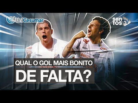 QUAL O GOL DE FALTA MAIS BONITO? | TOP UNICESUMAR 13