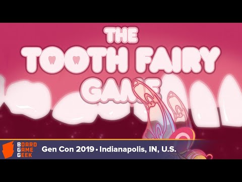 The Tooth Fairy Game — Game Overview At Gen Con 2019