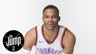 Russell Westbrook agrees to $205 million extension with Thunder | The Jump | ESPN