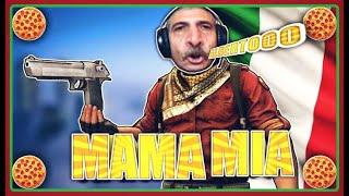 تعلم الايطالية مع جدفازر العرب و ابنه العاق | COD: Warzone