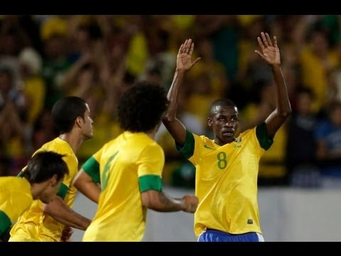Brazil vs China 8-0 All Goals and Highlights 10/9/12