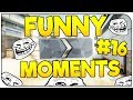 CS:GO SMURFING IN SILVER | Trolling Silvers! Hilarious Team Reactions! #16