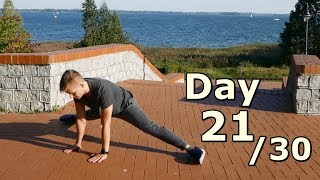 This is my 100th movie! Day 21/30 Leg Workout (30 Days Leg Workout) Home Workout