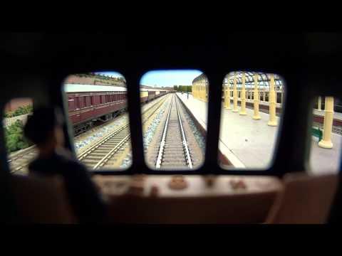 North East model railway - DMU Passenger 7