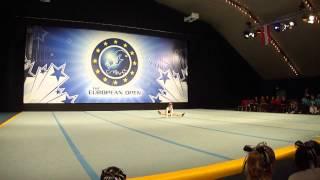 открытый чемпионат Европы по черлидингу 2012. видео 4(, 2012-11-11T16:23:06.000Z)