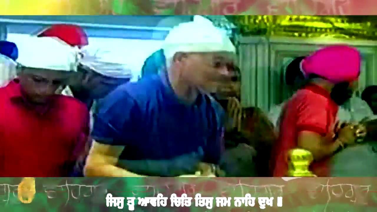 Bhai Lakhwinder Singh Ji Jisda Karta Mitar Sabh Kajh Savariya