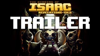Revelations Ch. 2 - Release Date Trailer