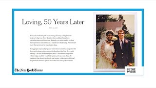'Loving, 50 years later'