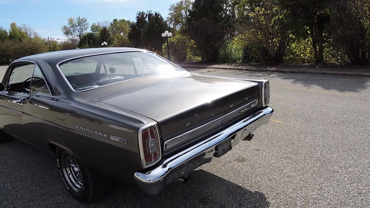 1966 ford fairlane grey for sale at www coyoteclassics com