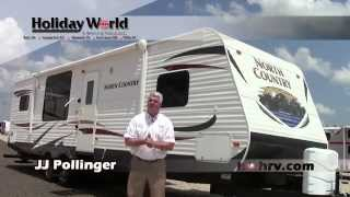 Preowned 2013 Heartland North Country 29RKSS Travel Trailer RV - Holiday World Katy, Texas