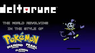 Download lagu Deltarune Ch. 1 - THE WORLD REVOLVING (Pokémon D/P/Pt Soundfont)