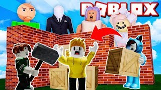 BUILD AND SURVIVE THE MONSTERS!! NEW GAME ROBLOX 💙💚💛 BE BE BE BE BE BE BE BE BE BE BEIT MILO VITA AND ADRI 😍 AMIWITOS