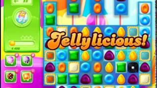 Candy Crush Saga Jelly Level 198