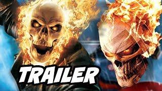 Agents Of SHIELD Ghost Rider Secret Origin Trailer and Johnny Blaze Scene