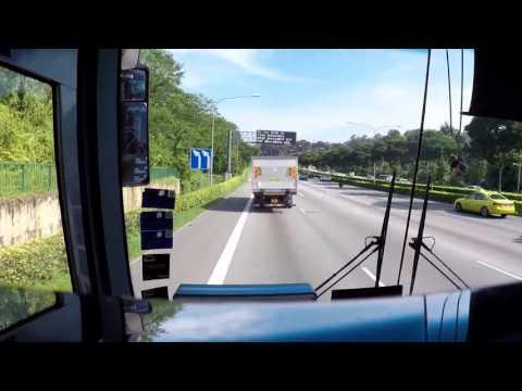 Singapore-Johore Express (Queen Street - Woodlands Checkpoint)