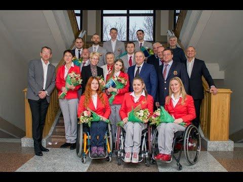 Беларусь объяснила вынос российского флага на открытии Паралимпиады