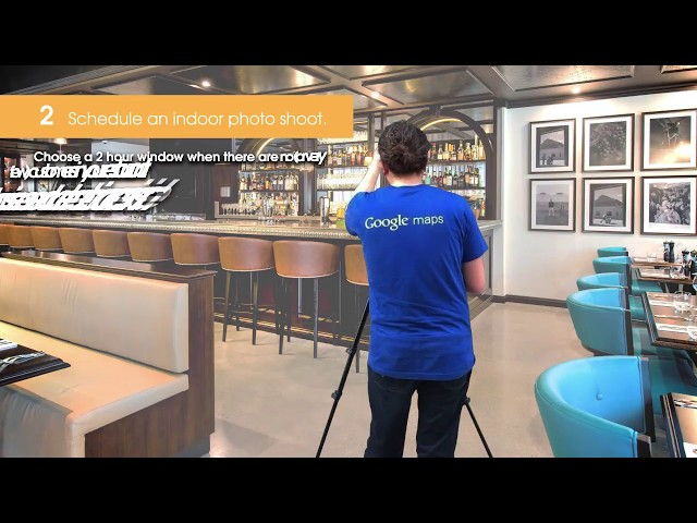 Google Indoor Street View For Restaurants & Cafes | Food Strategy Australia