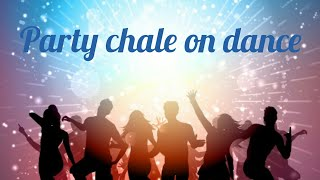 Race 3 । party chale on dance । Choreography by Shreya Banerjee