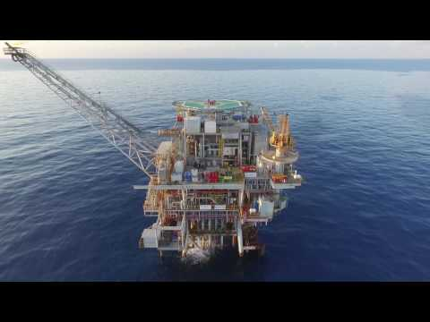 OFFSHORE DAILY LIFE - Drony at Kilo golf Platform