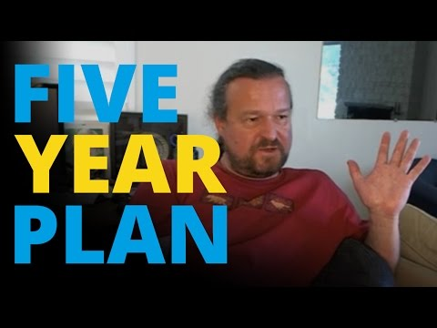 The Five Year Plan for Film and TV Music Licensing