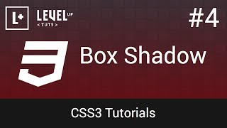CSS3 Tutorials #4 - Box Shadow