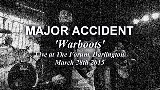 MAJOR ACCIDENT - Warboots (1080 HD).
