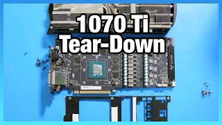 Colorful GTX 1070 Ti Vulcan X Tear-Down: GP104-300 Unveil