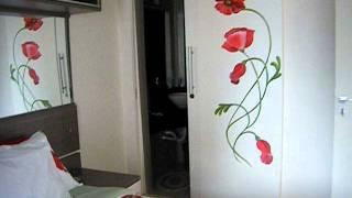 Pintura decorativa em paredes, por cicerojunior.com.br,VISITE!