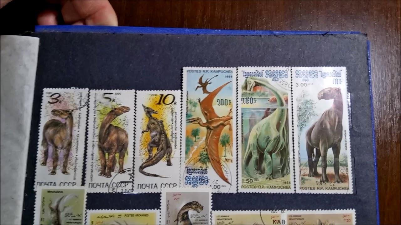 Как отклеивать марки с открыток