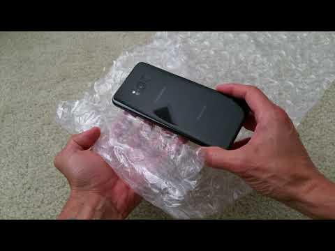 Unboxing My $200 Samsung Galaxy S8+ Off eBay! Full HD 2017