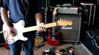 1995 fender telecaster 50s reissue guitar mij