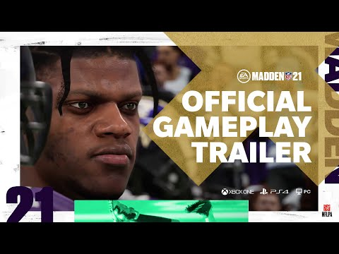 Madden 21 | Official Reveal Trailer | PS4, Xbox One, PC