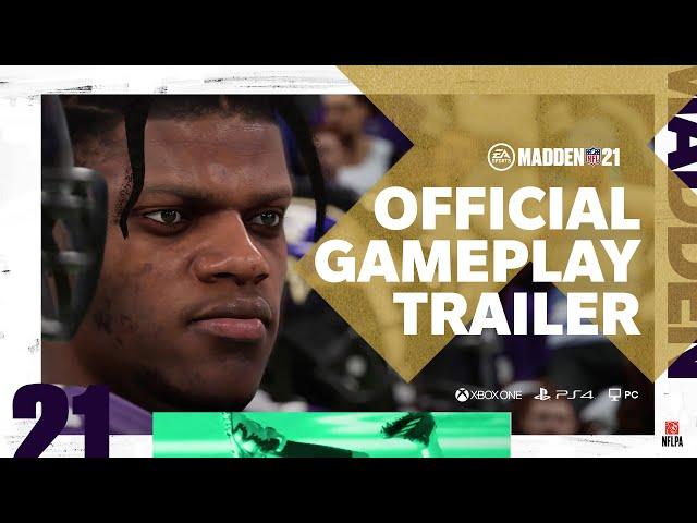 Madden NFL 21 (видео)