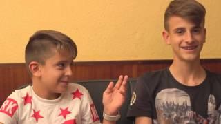 Adexe & Nau (Respuestas del primer video preguntas) Parte 1