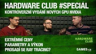 Hardware Club SPECIÁL - Nvidia Geforce RTX (Gamescom 2018)