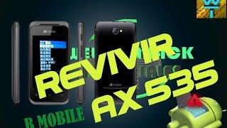 como revivir resetear reset bmobile ax535 sin programas