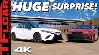 2020 Toyota Camry TRD vs Avalon TRD: Are These Performance Sedans Worth Your Time?