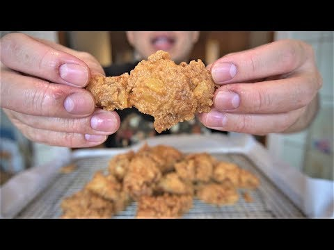 I Cooked SNOOP DOGG FRIED CHICKEN