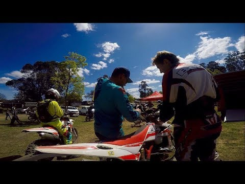 Pacific Park 2018 Beta 250RR Test Ride