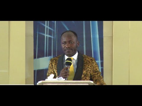 The Warrior Man- Int'l Men Conference 2017 Day 1 Evening With Apostle Johnson Suleman