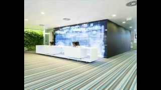 Modern Reception Desk Design