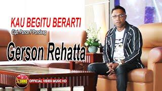 LAGU POP INDONESIA - KAU BEGITU BERARTI  - GERSON REHATTA - KEVINS MUSIC PRO