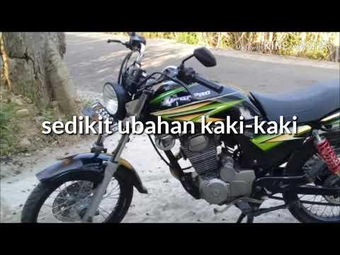 Modifikasi Megapro Jadi Gl Propart1 Youtube