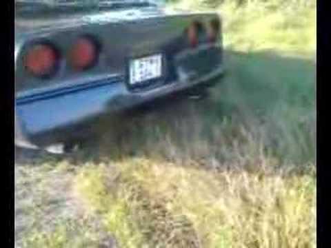 Corvette C4 Sound