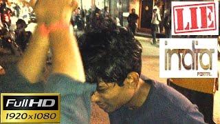 best indian head massage local street barber asmr