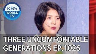 Three Uncomfortable Generations [Gag Concert / 2019.12.07]