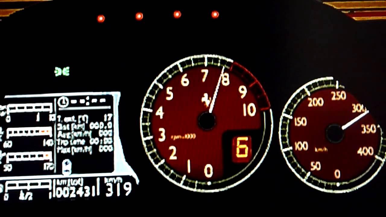 Ferrari Enzo Top Speed Run -GT6- - YouTube