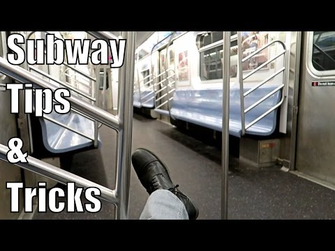 New York Subway Adventures + Lost City Hall Station