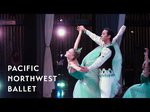 George Balanchine's Jewels - Trailer 2017 (Pacific Northwest Ballet)